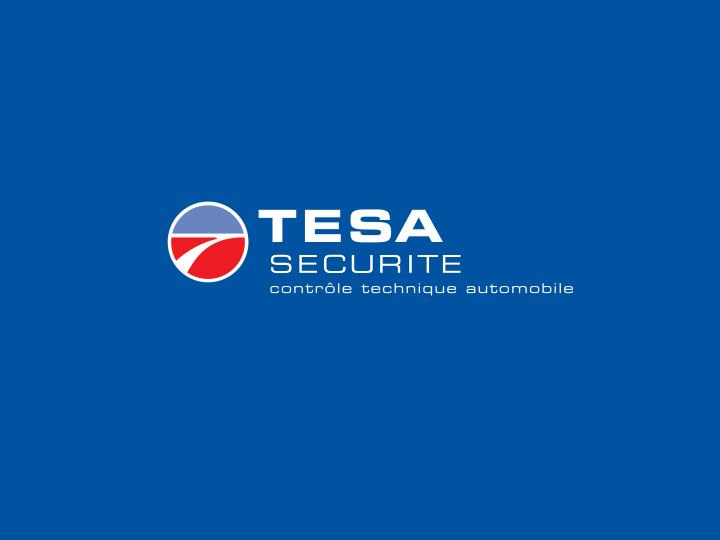 Logo Tesa Securite par Patrick Brossollet Ideas