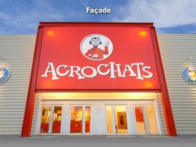 Facade Acrochats