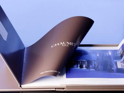 Conception architecturale Chaumet