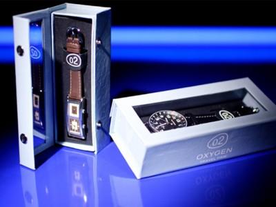 Packaging Oxygen 02
