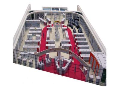Concept aménagement Iplanet par Patrick Brossollet IDEAS